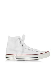 Converse Limited Edition All Star Optic White Canvas High Top Sneaker