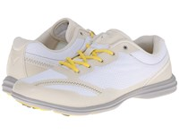 Callaway Solaire White Bone Women's Golf Shoes