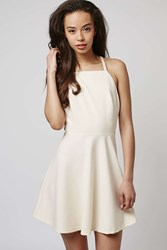 Lace Back Skater Dress By Rare Cream