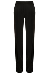 Elie Saab Stretch Cady Trousers Black