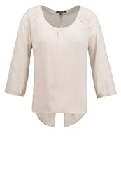 Comma Blouse Champagner Beige