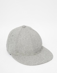 Jack Wills Calendon Wool Cap Grey
