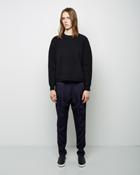 3.1 Phillip Lim Draped Pocket Trouser Navy