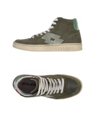 Lotto Leggenda High Tops And Trainers Light Grey