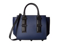 Kendall Kylie Katherine Medium Satchel Midnight Navy Satchel Handbags Blue