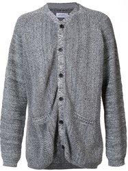 Saturdays Surf Nyc Relaxed Fit Cardigan Black