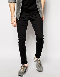 Cheap Monday Tight Skinny Jeans In Very Black