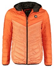Tom Tailor Denim Light Jacket Pure Orange