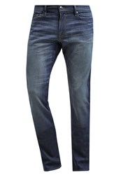 Frame Denim Slim Fit Jeans Alps Stone Blue