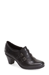 Cobb Hill 'Selah' Pump Black Leather