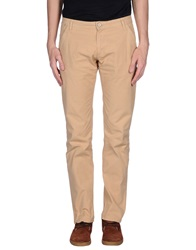 Met And Friends Casual Pants Ocher