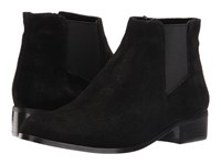 Vaneli Rafer Black Nival Suede Women's Pull On Boots