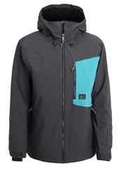 O'neill Cue Snowboard Jacket Granite Grey