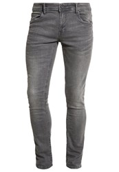 Blend Of America Slim Fit Jeans Grey Denim