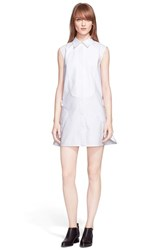 Women's Alexander Wang Low Waist Shirtdress