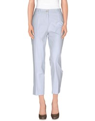 Just In Case Trousers Casual Trousers Women Sky Blue