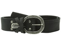Leather Rock 1429 Black Women's Belts