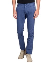 Beverly Hills Polo Club Trousers Casual Trousers Men Blue