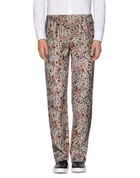 Dolce And Gabbana Trousers Casual Trousers Men Grey