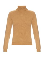 Saint Laurent Roll Neck Cashmere Sweater