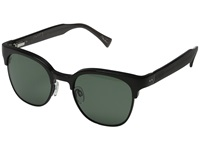 Raen Convoy Deus Ex Machina Collab Matte Grey Crystal Sport Sunglasses Black