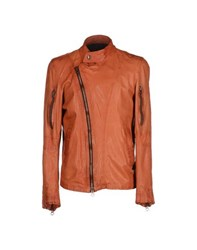 Yes London Coats And Jackets Jackets Men Brown