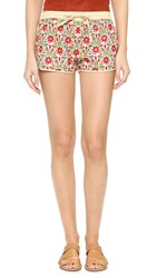 Raga Flower Garden Shorts Multi