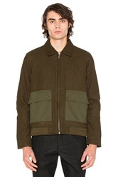 Native Youth Combat Olive