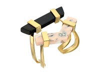 Vivienne Westwood Georgia Bangle Multicolor Bracelet