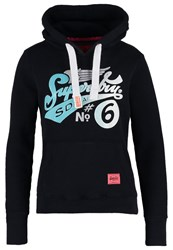 Superdry Hoodie Eclipse Navy Dark Blue