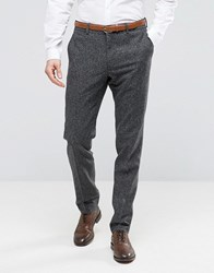 Minimum Trousers With Flecking Grey