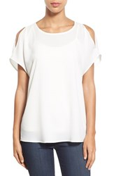 Women's Gibson Cold Shoulder Blouse