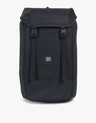 Herschel Iona Perforated Black