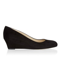 Hobbs Hilary Wedge Black