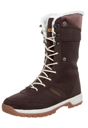 Kappa Lola Winter Boots Brown Offwhite