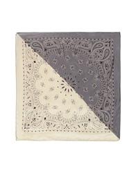 Jacob Cohen Jacob Coh N Square Scarves Grey