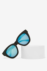Nasty Gal Out Of The Blue Irridescent Shades