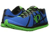 Pearl Izumi Em Road N 1 V2 Fountain Blue Screaming Green Men's Running Shoes