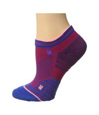 Stance Superset Low Magenta Women's Low Cut Socks Shoes Pink