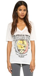 Chaser Kennedy Stadium T Shirt Antique White