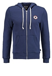 Converse Core Tracksuit Top Blue Dark Blue