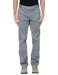 Santaniello And B. Trousers Casual Trousers Men Beige