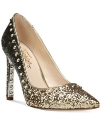 Fergie Helix Embellished Pumps Women's Shoes