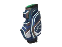 Callaway Org 14 Cart Bag Navy Charcoal White Athletic Sports Equipment