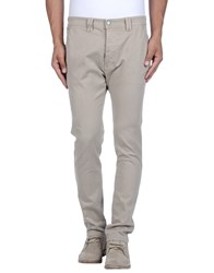 Jcolor Trousers Casual Trousers Men Light Brown