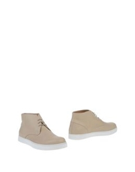 Gianvito Rossi Ankle Boots Beige