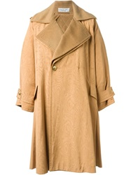 Christian Dior Vintage Oversized Coat Brown