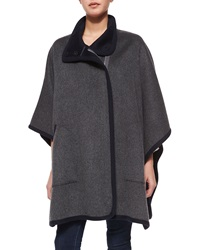 Joie Kenzie Double Face Wool Coat
