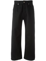 Societe Anonyme 'Top Regular' Trousers Black