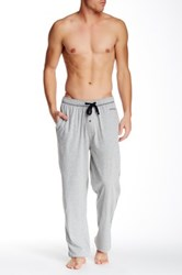 Lucky Brand Solid Sweatpant Gray